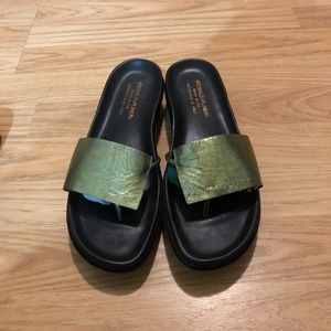 Donald J Pliner Shoes Donald Pliner Tillyd Crepe